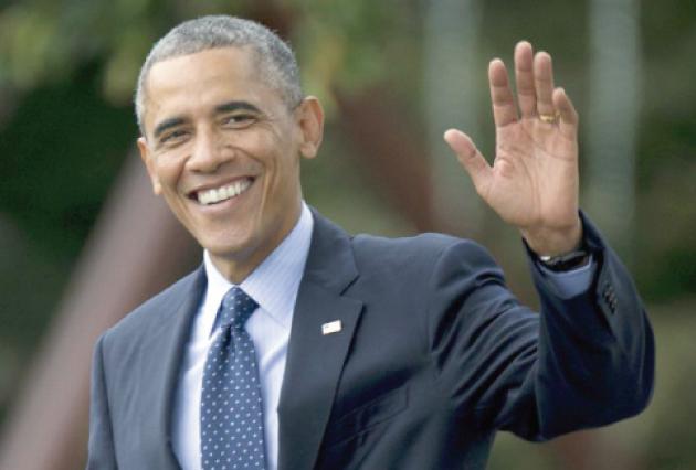 توئیت اوباما