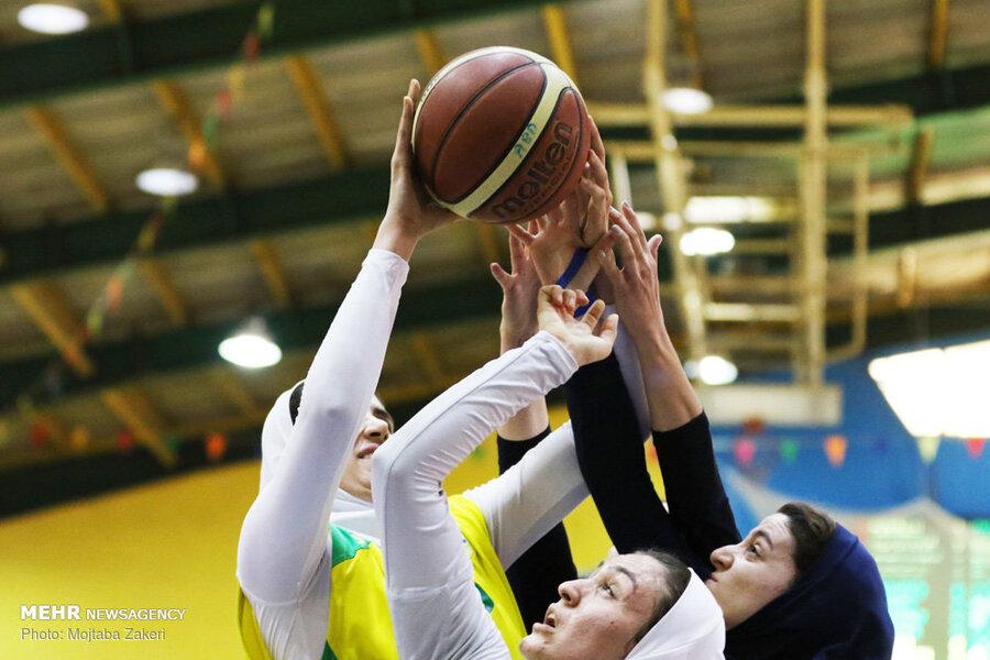 نوبت دیده شدن زنان بسکتبالیست شد
