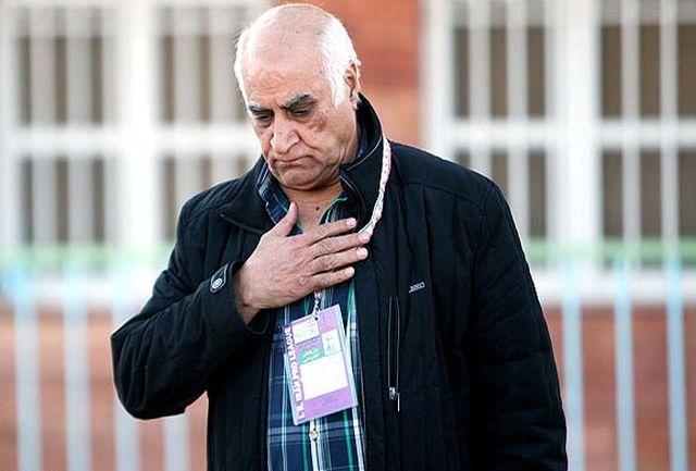 محمود یاوری، معلم فوتبال ایران بود