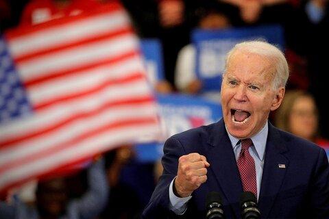 جو بایدن رییس جمهور ایالات متحده آمریکا شد