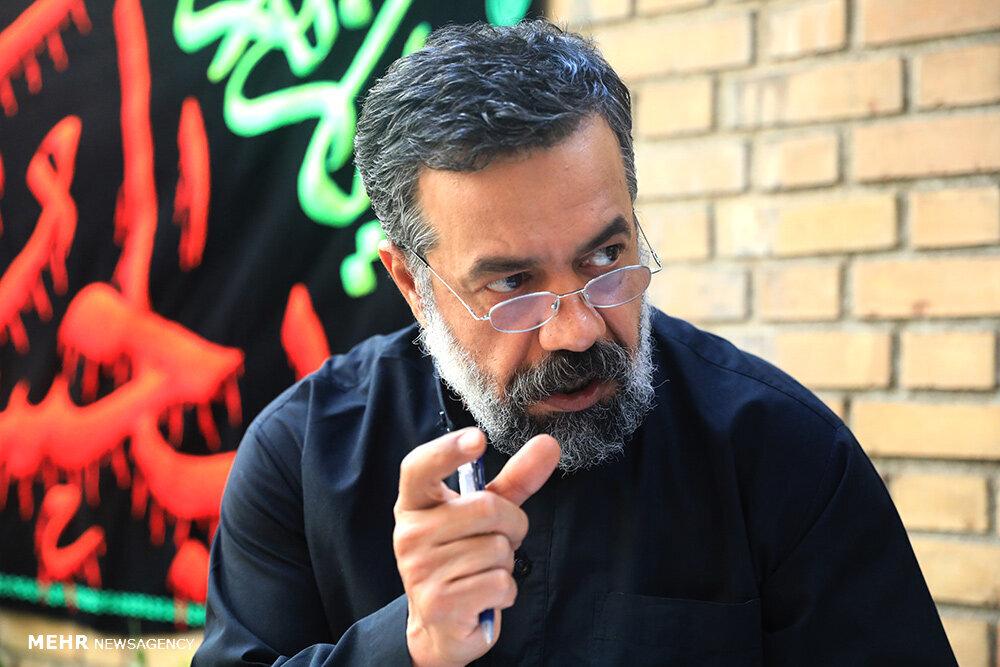 محمود کریمی بی احترامی به شجریان را تکذیب کرد