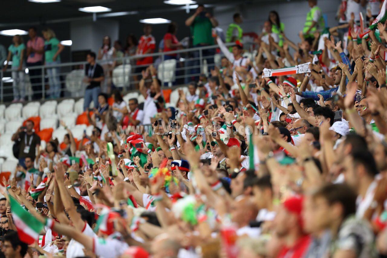 هواداران فوتبال، امیدوار به کاهش آمار کرونا