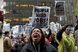 شیوع بیکاری در آمریکا با کرونا