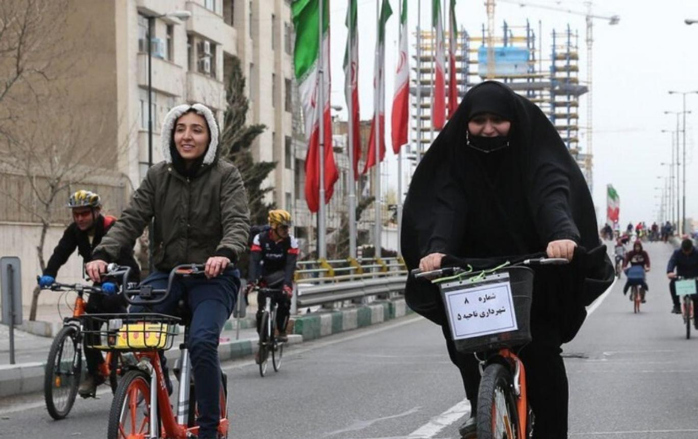 علم الهدی: موافق دوچرخه سواری زنان هستم، اما …