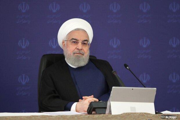 روحانی : دلار ۱۵ هزار تومانی می شود