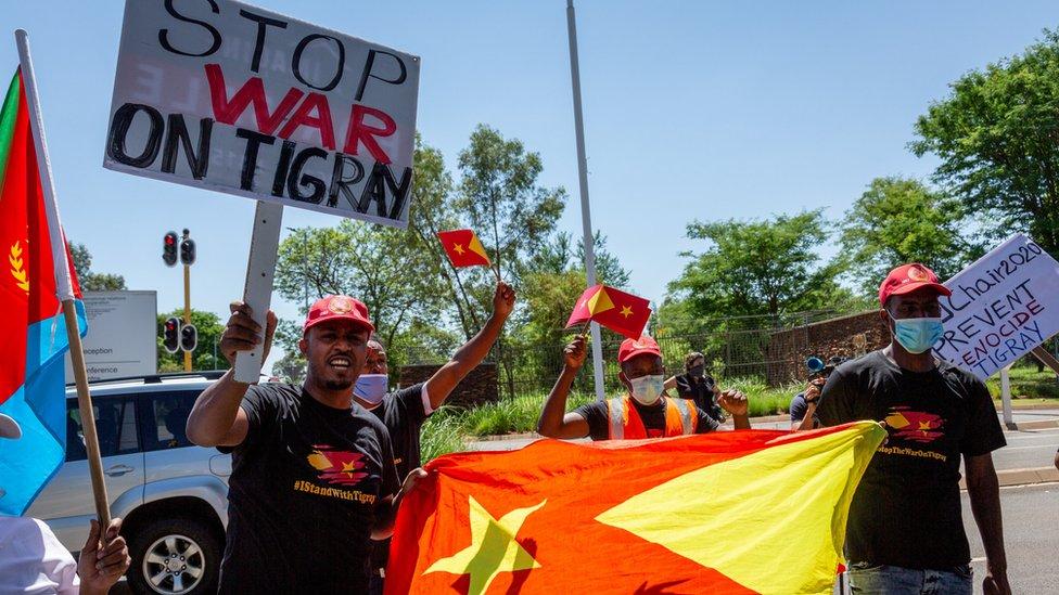 ادامه ناآرامی ها در اتیوپی