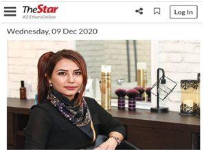 تقدیر رسانه ها و مسئولین مالزیایی از بانوی ایرانی