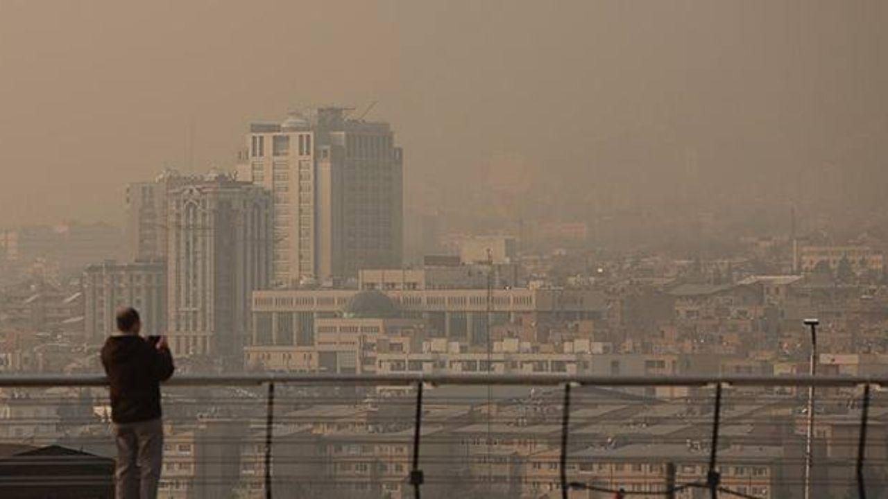 نفس تهران تنگ شد