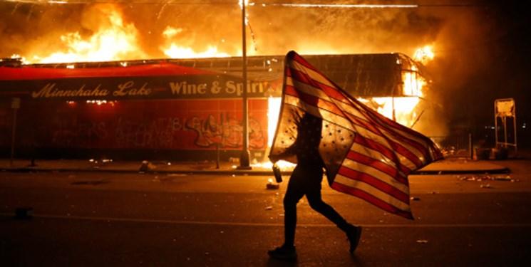احتمال وقوع خشونت سیاسی بلند مدت در آمریکا