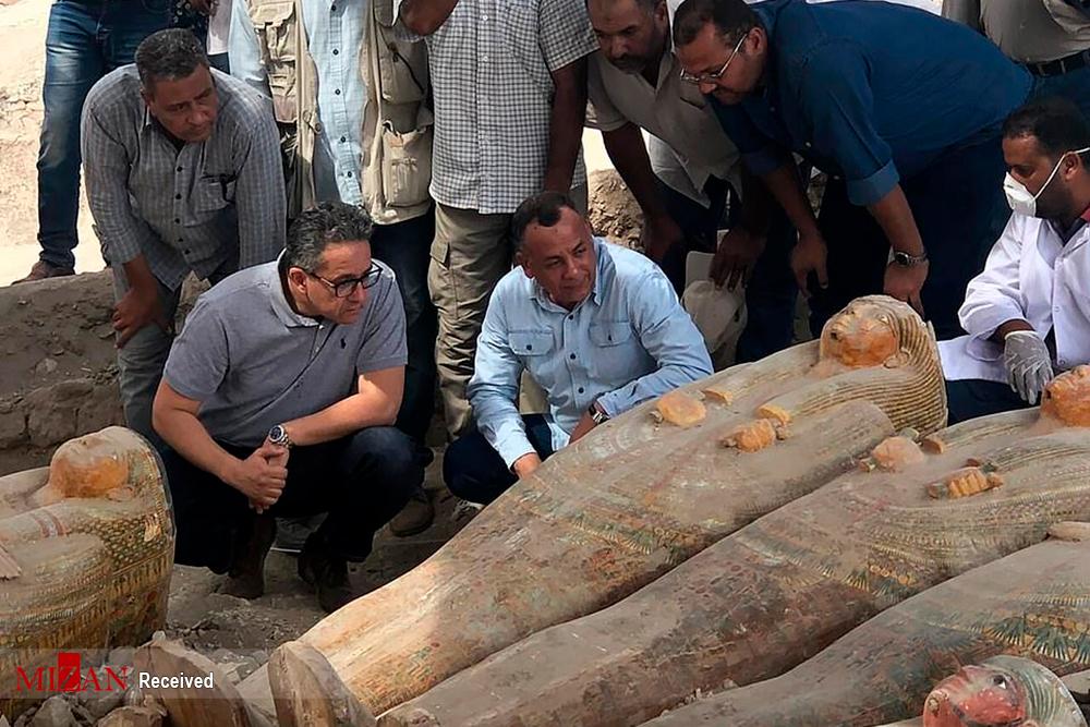 مومیاییهای جدید مصر
