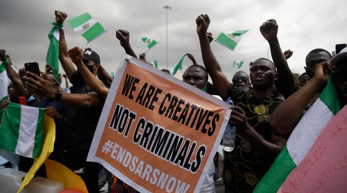 اعتراضات در نیجریه بالا گرفت