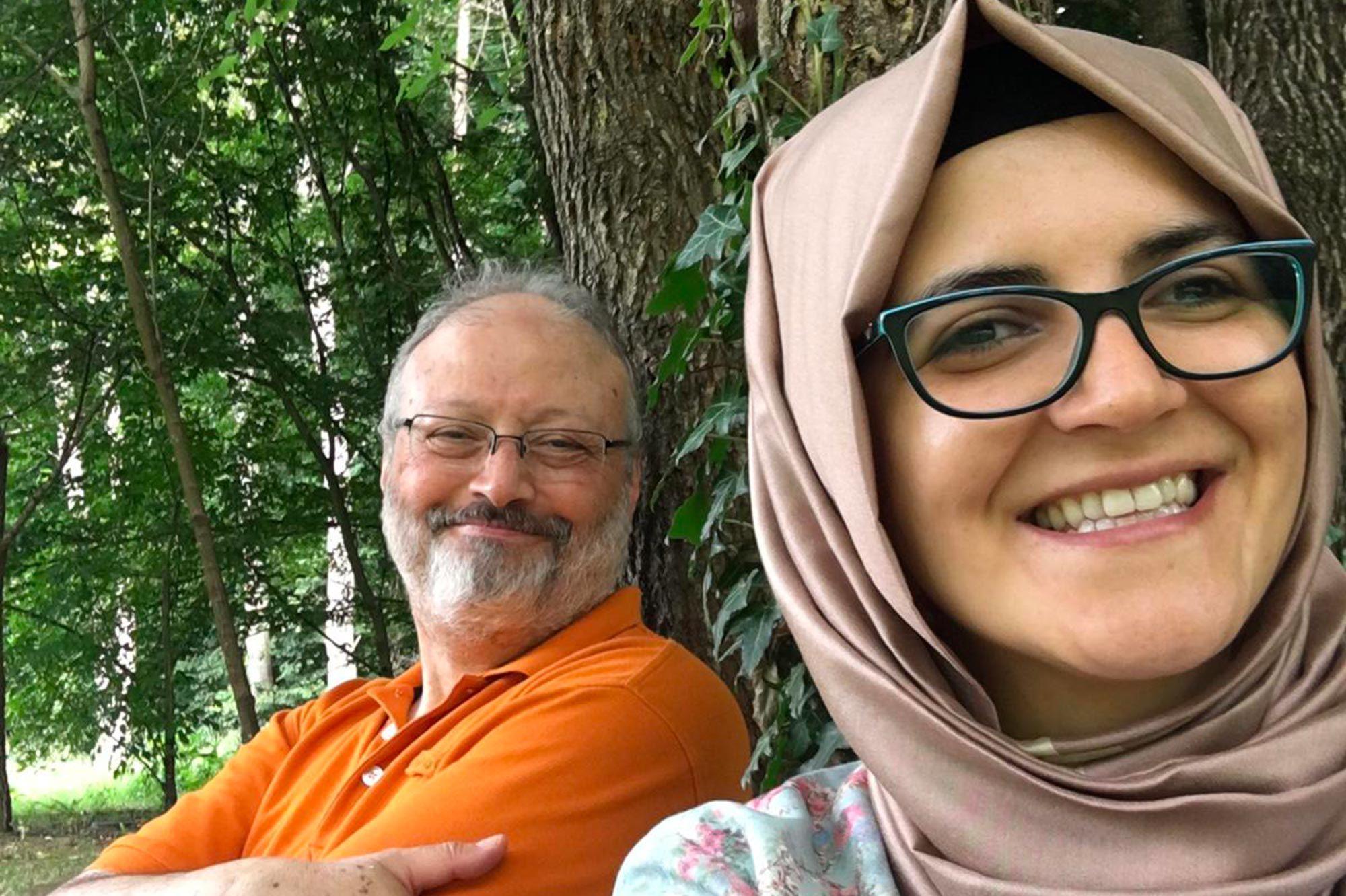 شکایت نامزد جمال خاشقچی از ولیعهد سعودی