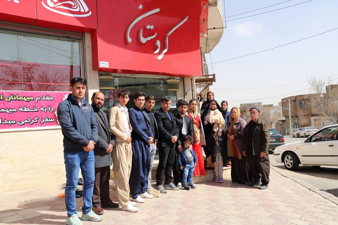 پیام دکتر ملیحه بنانی بانوی کاندیداتوری ریاست جمهوری ایران در سفر به کوردستان