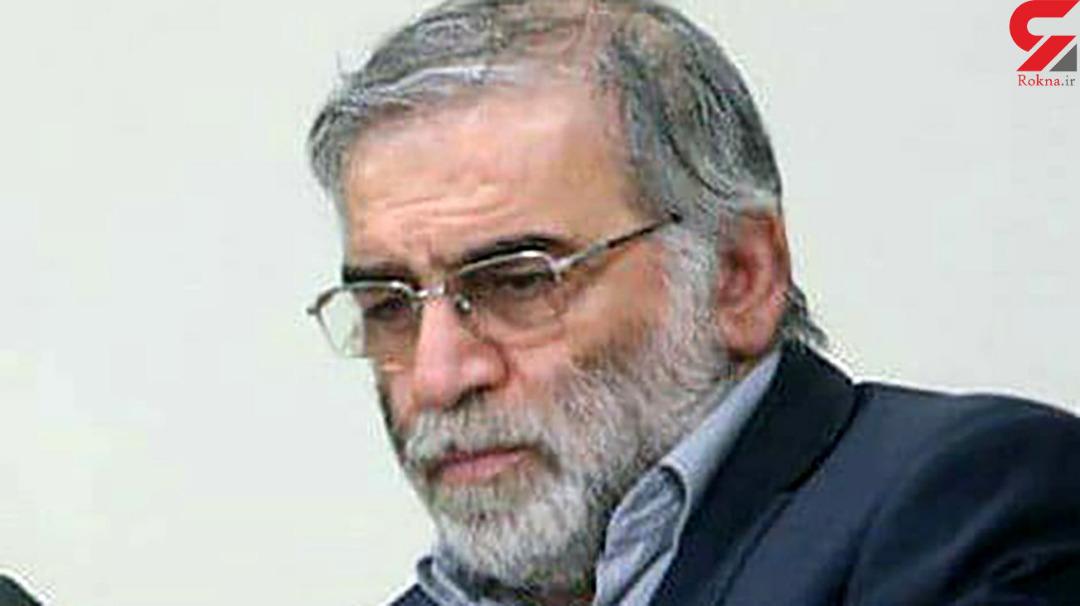 شهادت دانشمند هستهای ایران
