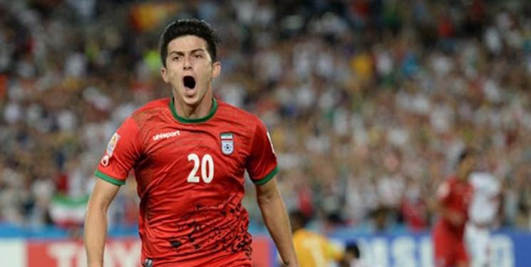انتخاب سردار آزمون به عنوان بهترین بازیکن جام ملتهای آسیا ۲۰۱۵