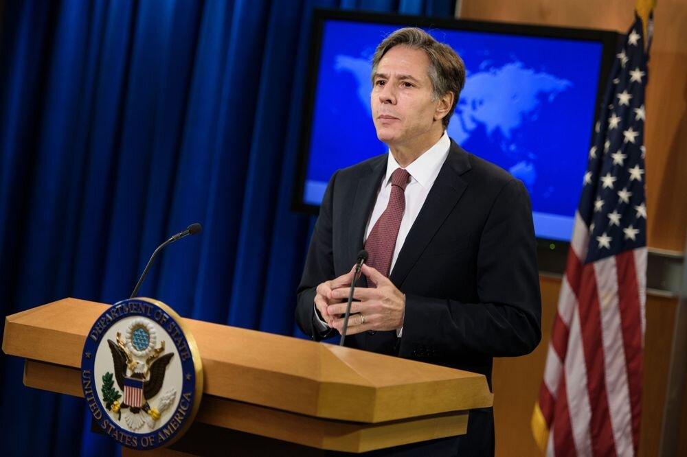 وزیر خارجه جو بایدن معرفی شد