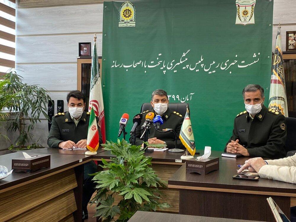 پلیس طرح«امنیت و آرامش» را در تهران اجرا می کند