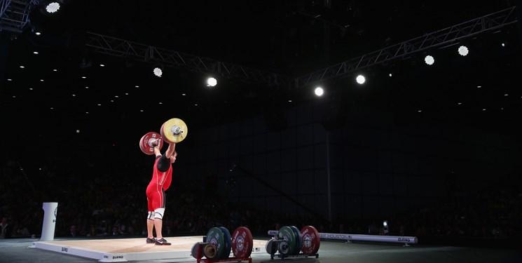 اعضای تیم ملی وزنه برداری تست کرونا دادند