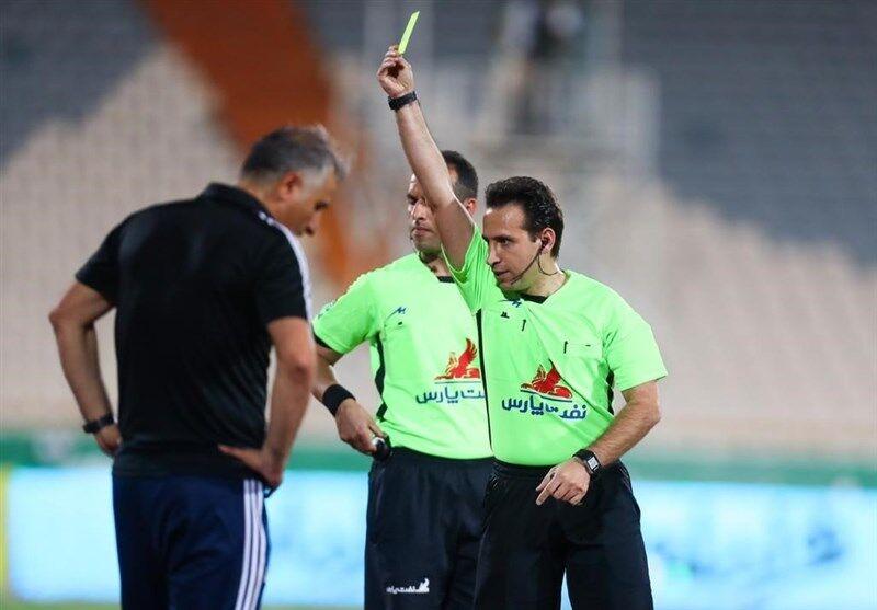 اعلام اسامی داوران هفته دوم لیگ برتر