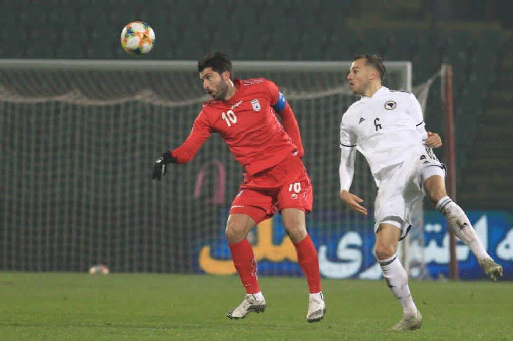 هدف در تیم ملی رسیدن به جام جهانی است