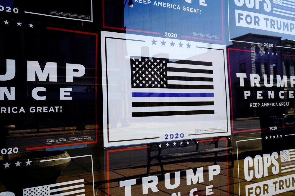 کمپین ترامپ به شکست در پنسیلوانیا اعتراض کرد