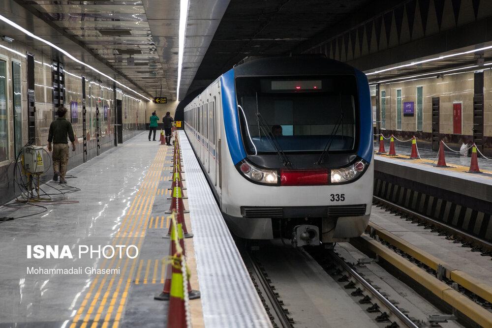 مترو معطل پول برای افتتاح ۱۱ ایستگاه