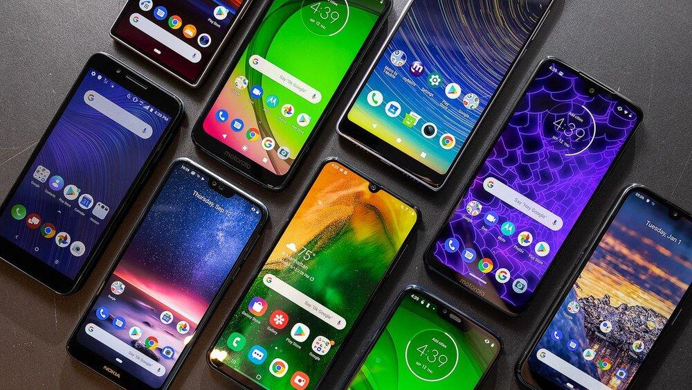 بازار آشفته موبایل