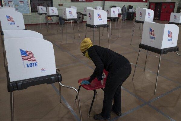 افت اقتصادی آمریکا در صورت بروز ناآرامی پس از انتخابات