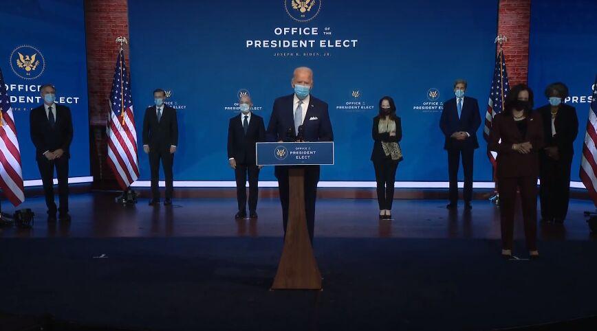 جو بایدن: اتحاد با دوستان محور سیاست خارجی ماست