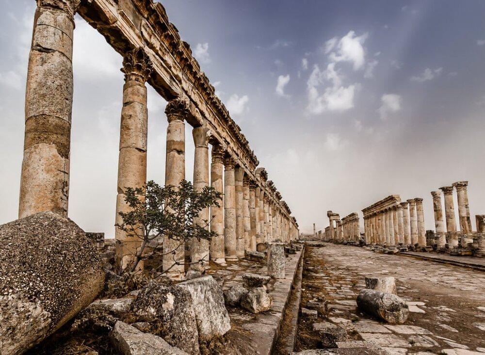 برترین عکسهای اماکن تاریخی
