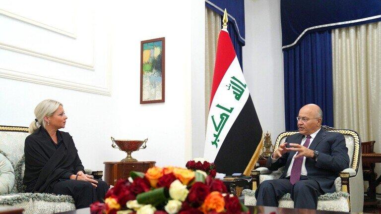 برهم صالح: انتخابات باید به دور از تقلب برگزار شود