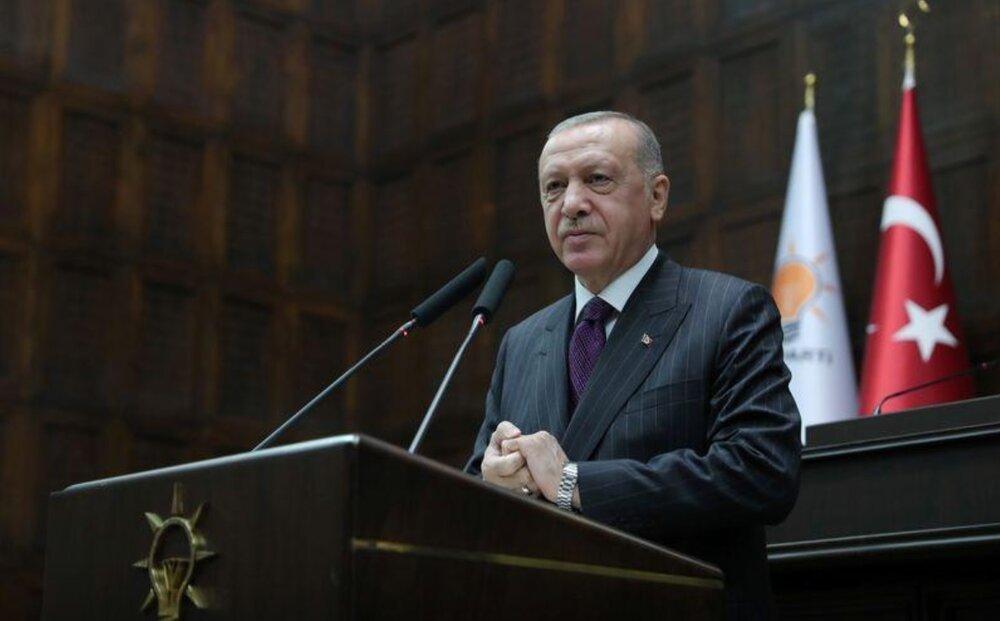 اردوغان بر رشد عادلانه اقتصاد جهانی تاکید کرد