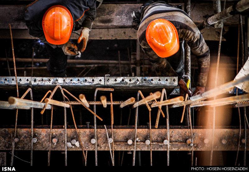 محمدی: مهلت ۳ماهه پرداخت حق  بیمه کارگران ساختمانی صحت ندارد