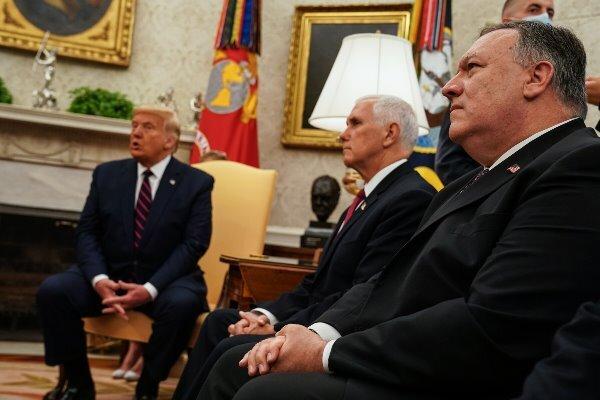 تقلای ترامپ برای حمله به ایران