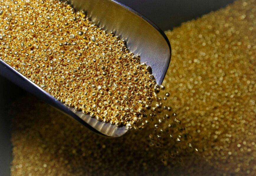 ریزش بی سابقه قیمت طلا طی ۷ سال اخیر