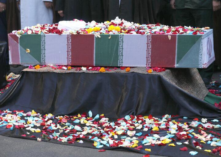 جانباز مجید شریفی منش آسمانی شد