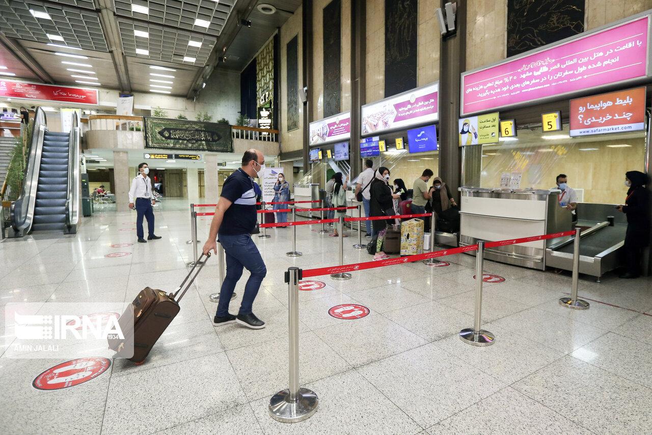 اعلام جزئیات استعلام مسافران کرونایی قبل از سفر جادهای و هوایی
