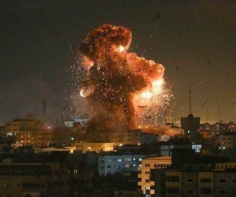 حمله دوباره رژیم صهیونیستی به نوار غزه
