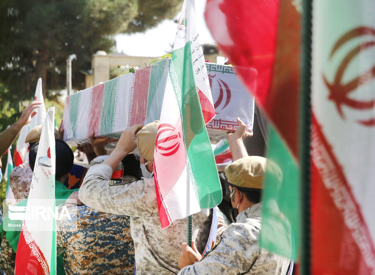 اسدالله صدرزاده و  محمدکاظم کاظمی شهید شدند