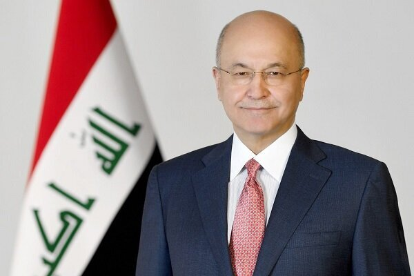 دعوت رسمی از برهم صالح برای سفر به  کویت
