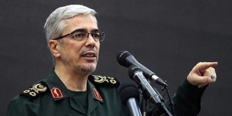 رئیس ستادکل نیروهای مسلح: انتقام سختی در انتظار قاتلان شهید فخریزاده است