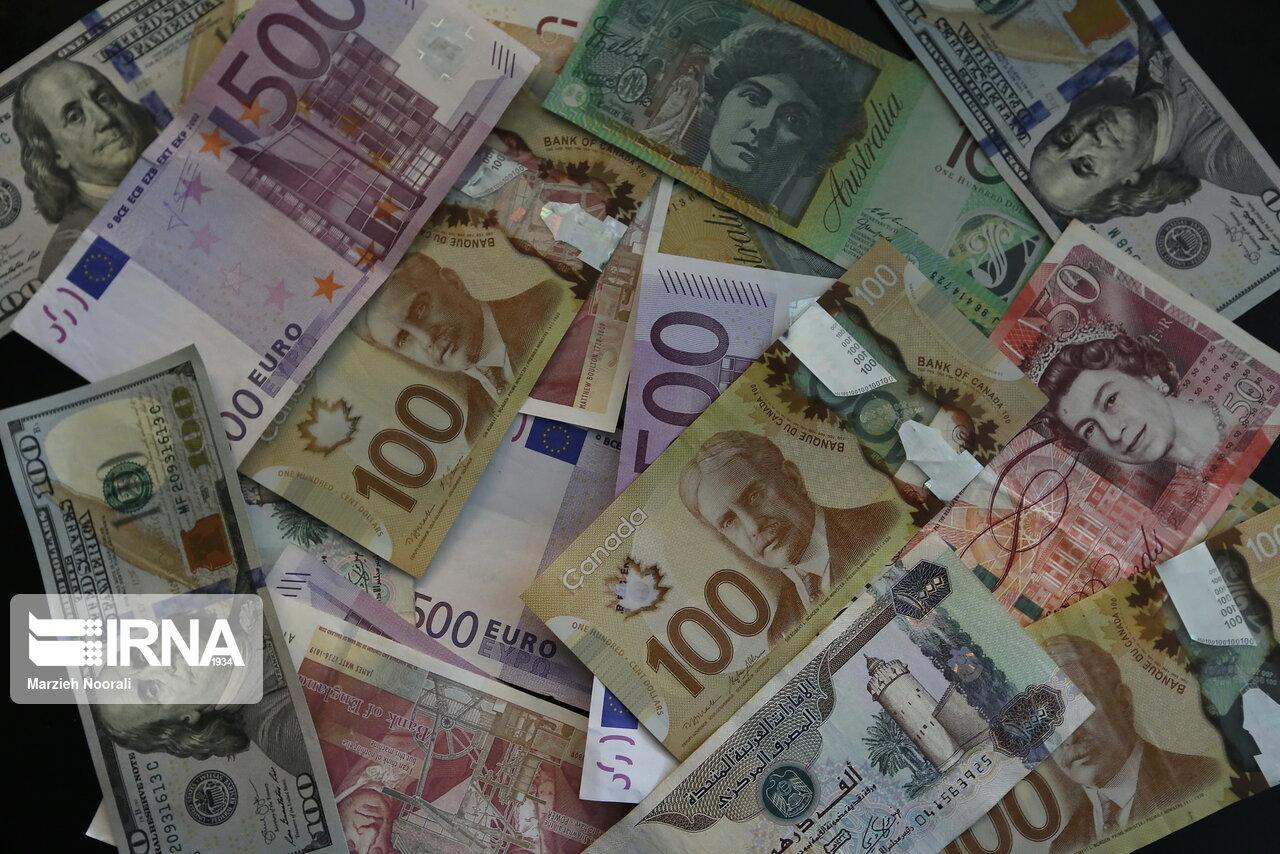 رشد قیمت یورو و پوند