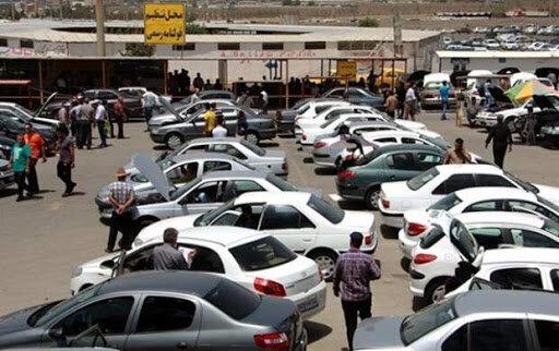 ریزش یک تا ۲۰میلیونی قیمت خودروهای داخلی