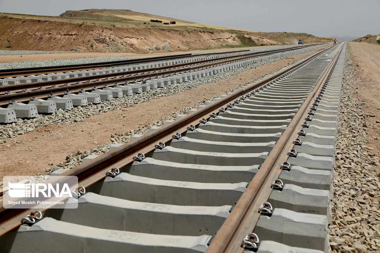 ساخت ۳۴۰۰ کیلومتر طرح ریلی جدید در کشور