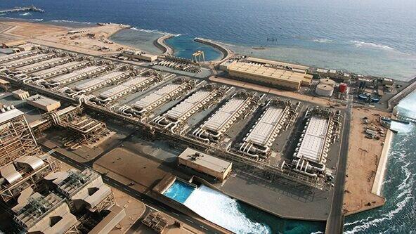 مجوز آب شیرینکن با حجم زیاد در خلیجفارس صادر نخواهد شد