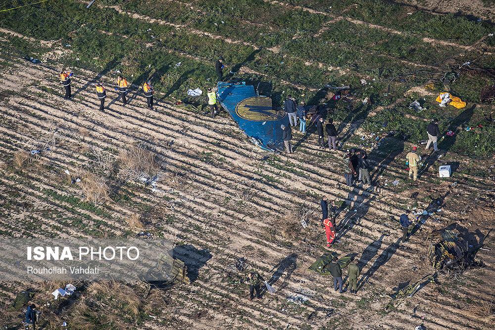 تعیین غرامت سانحه هواپیمای اوکراینی توسط هیاتهای ایرانی و اوکراینی