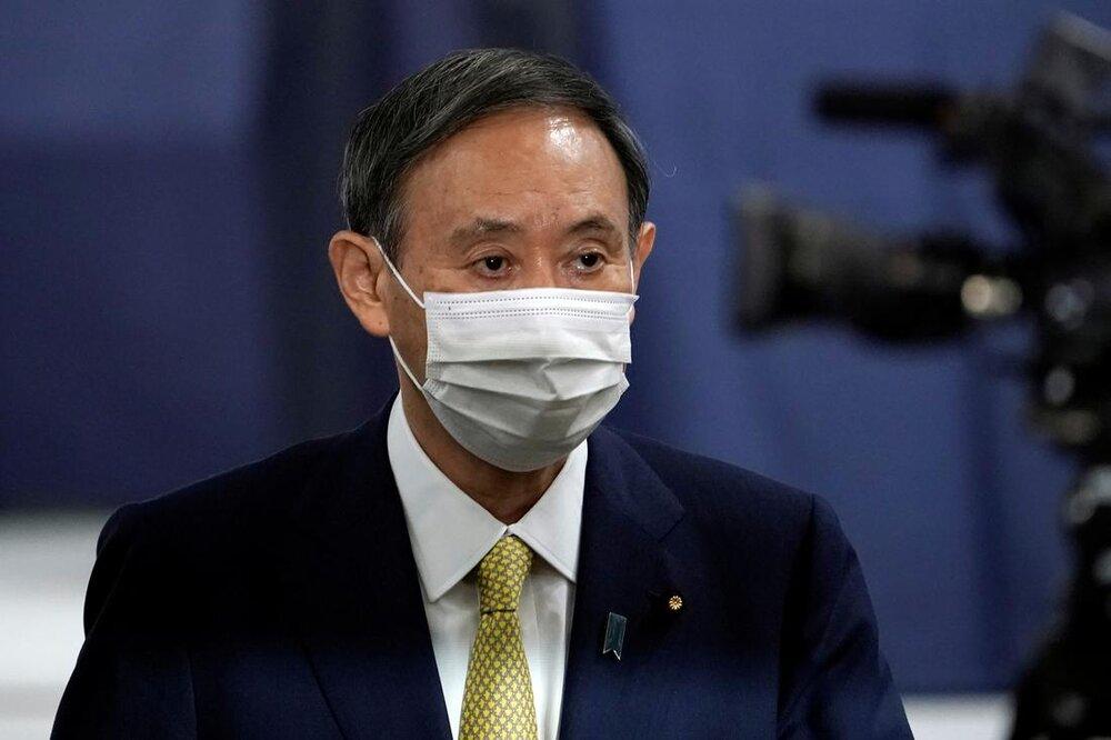 نخست وزیر ژاپن: برای تقویت ائتلاف بین دو کشور با بایدن همکاری خواهیم کرد