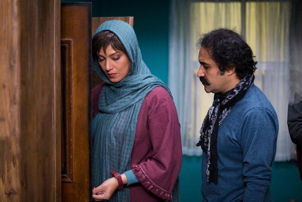 اکران فیلم شبنم مقدمی و افشین هاشمی در جشنواره هرات