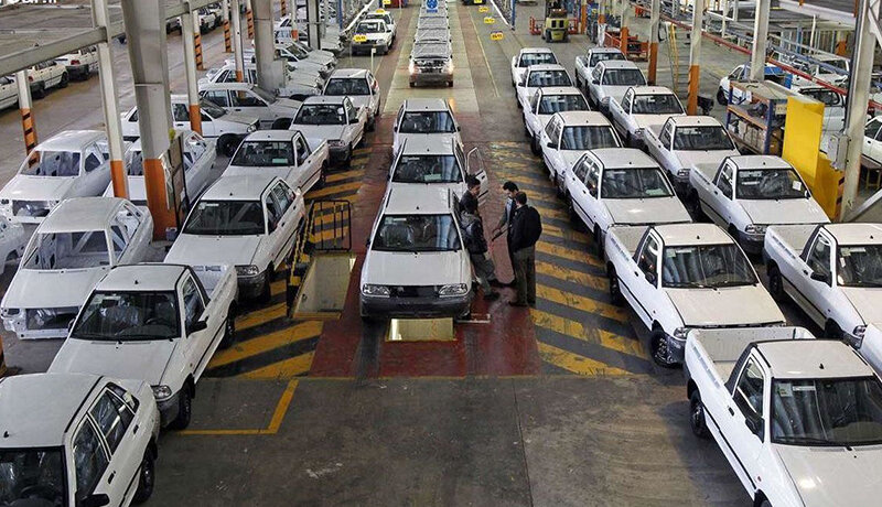 اعلام شرط کاهش قیمت کارخانهای خودرو