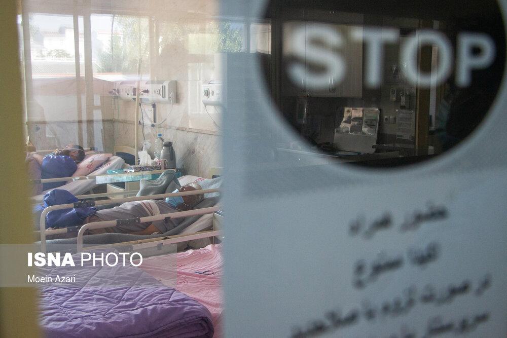 فوت ۴۱۹ بیمار کرونایی در ۲۴ ساعت گذشته